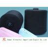 China Smooth Black Color Spun Polyester Thread , Ring Spun Polyester Yarn wholesale