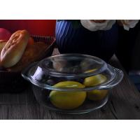 China Clear Glass Salad Bowls  wholesale