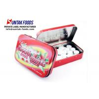 China Private Label Mystifying Mints Sugarless Hard Candy Strawberry Flavor OEM wholesale