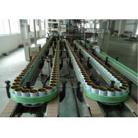Three Piece Tin Can Production Line Fully / Semi Automatic 200-1000 Cans Per Hour