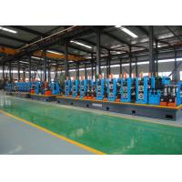 China High Precision Welding ERW Pipe Mill / Pipe Production Machine BV Listed wholesale