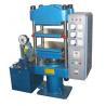 China Motor Driven Rubber Testing Equipment , Flat Vulcanizing Machine 25 Ton wholesale