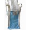 China Dangerous chemical powder 500kg anti static bulk bags CROHMIQ blue wholesale