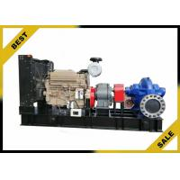 China Cummins Diesel Engine Water Pump For Agricultural Irrigation Turbocharging wholesale