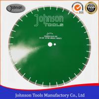 China 500mm Diamond Silent Saw Blade with Long Lifetime Concrete Diamond Blades wholesale