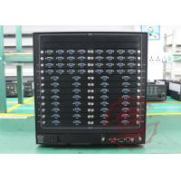China High - definition videowall controller Aluminum brushed , daisy chain gefen video wall controller wholesale