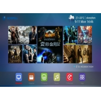 China 4K Gospell Digital Technology Ott System End To End Solution wholesale