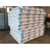 China Individually Pocketed Coils Spring Fire Retardant With Non Woven Fabric wholesale