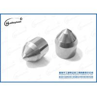 China Building Construction Tools Tungsten Carbide Brazed Tips Round Shank Pick Auger Drill wholesale