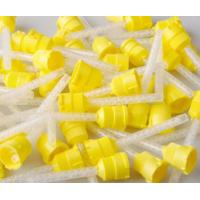 Quality Dental Disposable Mixing Tips Yellow 1:1 5.0mm (Pack of 50) for sale
