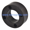 Buy cheap plastic Injection molded ferrite permanent ring magnet for senser product