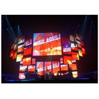 China Energy Saving Full Color Indoor LED Video Wall Rental for Stage Background wholesale