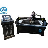China Cnc Desk Plasma Metal Cutting Machine 1530 With Flame Cutting wholesale