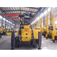Quality Rotary Reverse Circulation Drilling Machine With Diesel Engine Mounted Hydraulic for sale