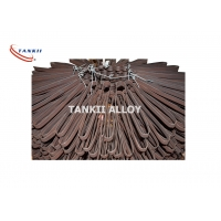 China 0Cr27Al7Mo2 FeCrAl Alloy For Electrical Heating Elements Bright Surface wholesale