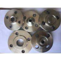 "China Smooth Finish Nickel Alloy Flanges 1/2"" - 24"" For Power Generation wholesale"