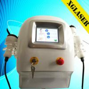 China Bipolar rf vacuum ultrasound Professional 5 in 1 slimming fat cavitation machine wholesale