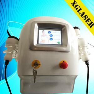 China New 5 in 1 ultrasonic Vacuum Bipolar Cavitation RF Laser Slimming Machine wholesale