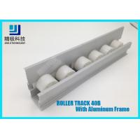 China For Conveyors 40B Roller Track Placon 40 mm Width Aluminum Alloy Flange Frame wholesale