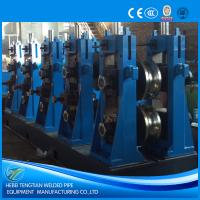 China Galvanised Steel Pipe Milling Machine Welding with FFX Forming Technology wholesale