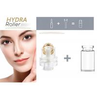 China OEM Dr Derma Roller / Titanium Microneedle Hydra Roller 64 Gold Tips for Hyaluronic Acid wholesale