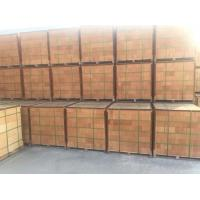 China Yellow Color Insulation Refractory Fire Bricks For Coke Oven , Size 230 X114x65 Mm wholesale