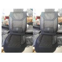 China Embroidery Custom Made Car Seat Covers , Waterproof Car Seat Protector Covers on sale