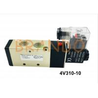 China 3/8 Inch Electromagnetic Pulse Valve Working Medium For 40 Micron Filtered Air wholesale