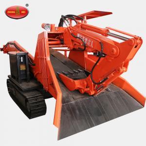 China Muck Loader Price ZWY-80/45L Underground Mining Crawler Mucking Rock Loader wholesale