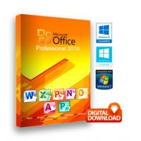 China Genuine Office 2010 Professional Product Key / Office 2010 Retail Box All Languages wholesale