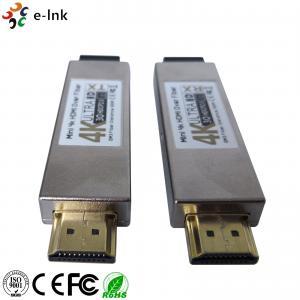 China 4K Mini HDMI Optical Transceiver wholesale