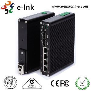 China Self Configured Industrial Gigabit Ethernet PoE Switch wholesale
