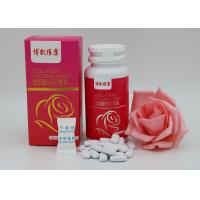 100% Natural Collagen C Tablets Beauty Product White Color For Women Anti Aging for sale