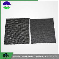 China Excellent Tenacity PP Woven Geotextile Drainage Fabric Rapid Dewatering wholesale