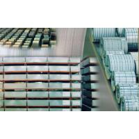Buy cheap 750-1010 / 1220 / 1250 mm Width SPCC, SPCD, SPCE Cold Rolled Steel Sheet from wholesalers