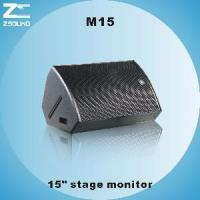 "China M15 15"" Two Way Professional Stage Monitor wholesale"