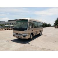 China Professional Customized Coaster Vehicle Tourist Coach Vehicle Fuel Tank wholesale