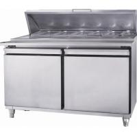 China Static Under Worktop Freezer 1.5m With Adjusted Loading Leg wholesale