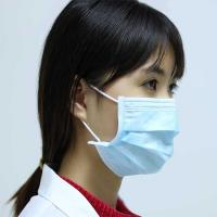 China Anti Dust Non Woven Face Mask Non Irrating Skin Friendly CE FDA Certification wholesale
