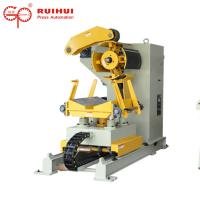 Buy cheap Full Automatic Hydraulic Sheet Metal Decoiler With Hold Down Arm (ME-300) from wholesalers