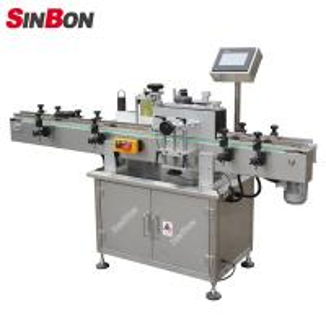 China Vertical Round Bottle Labeling Machine labeling machine round bottles wholesale