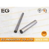 Non Metallic Custom Pure Graphite Rod , 10mm OD 99% High Purity Carbon Stirring Rod