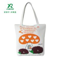 Best selling products cotton canvas tote bag gocery bag canvas bag heavy duty shopping bag  manufactuer