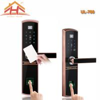 China RFID Card Door Lock With 4 Pcs 1.5V AA Alkaline Batteries Power Supply wholesale