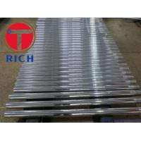 China En8 CK 45 Hard Chrome Plated Carbon Steel Bar Shaft Hydraulic Piston Rod wholesale