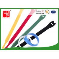 Buy cheap Durable T shape hook and loop strap , reusable nylon cable ties product