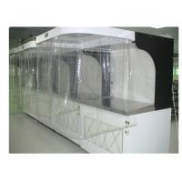 China ISO 5 Photoelectric Industrial Laminar Air Flow Cabinet Hood Filtered 220V / 60HZ wholesale