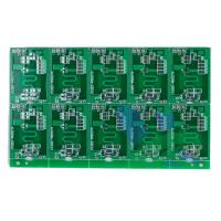 China High Frequency Monolithic Microwave Integrated Circuit  Amplifier With 1Oz Copper 4 Mil on sale