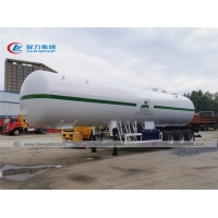 China 50cbm 20 Ton LPG Gas Tanker Truck With Rochester Level Gauge wholesale