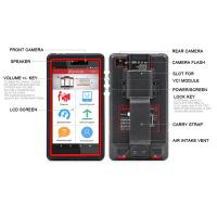 Quality Pro MINI WiFi Launch X431 Scanner , Bluetooth universal car auto diagnostic tool for sale